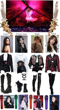 BL4CKFOX World Tour in Seoul (Weekend 1) 5/22-23-24 2020