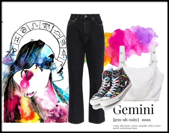 Gemini #OOTD