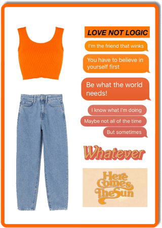 orange vibesss