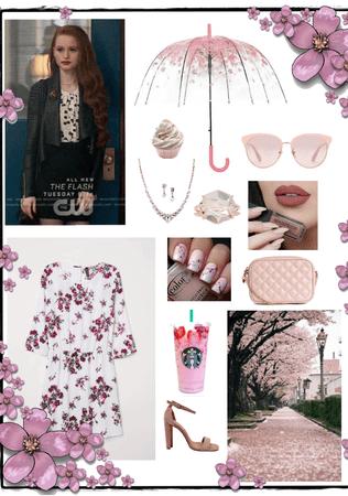 Cheryl Blossom: Cherry Blossoms