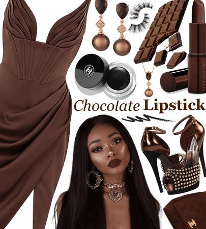 SUMMER 2021: Chocolate Lipstick