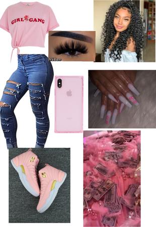 pink pink pink 🤟🏽💗