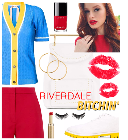 Riverdale Vixen Red