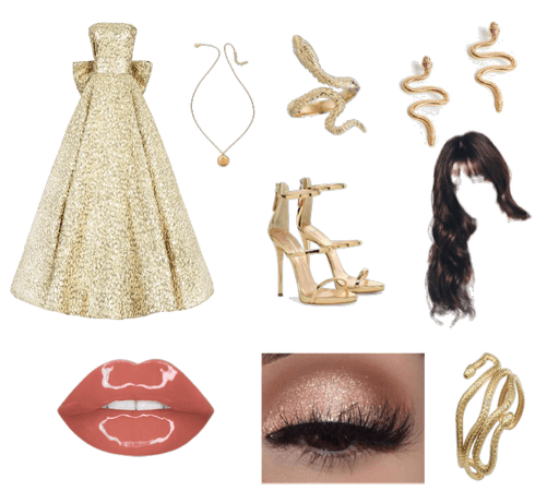 Yule Ball Outfit