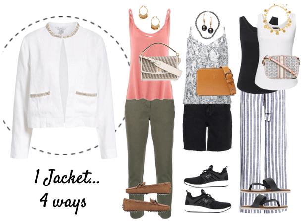 Focus: Linen Jacket