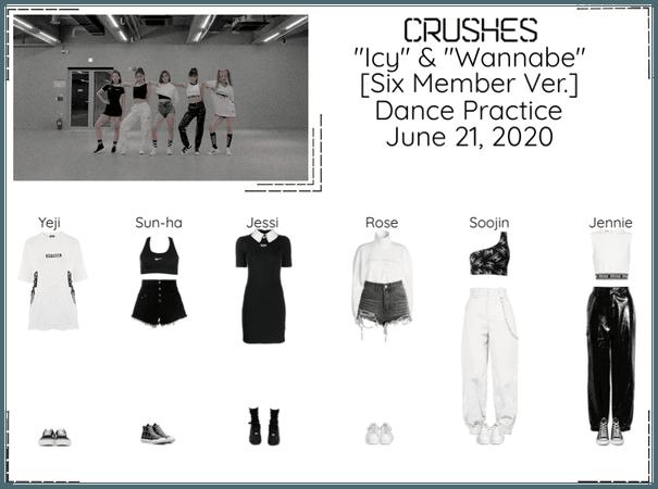 "Crushes (호감) ""Icy"" & ""Wannabe"" [Six Member Ver]"