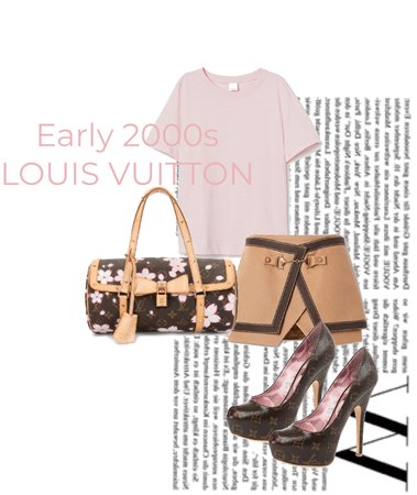 Mean girl Louis Vuitton