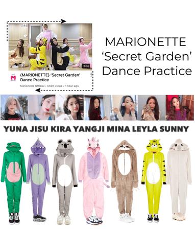 {MARIONETTE} 'Secret Garden' Dance Practice