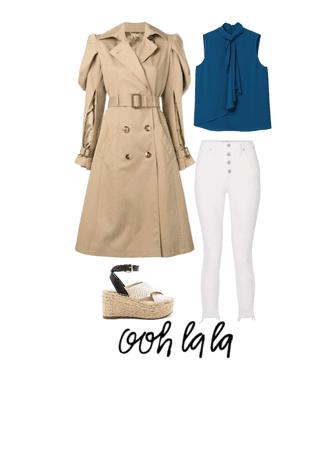Trench Coat #3