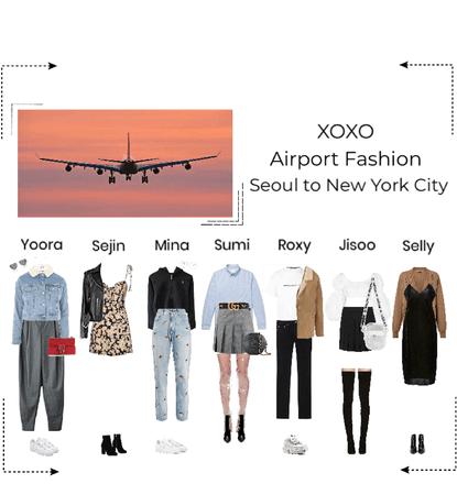 XOXO [Airport Fashion]