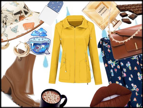 Chocolate Rainy Day