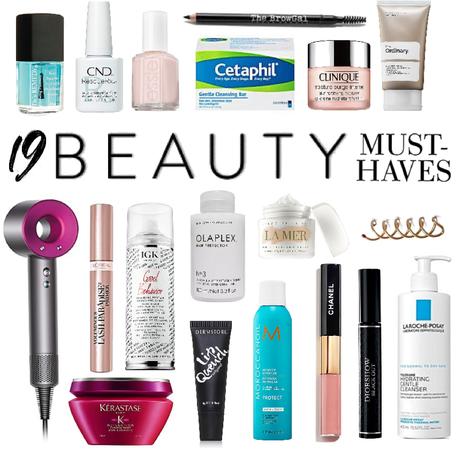 19 beauty must haves