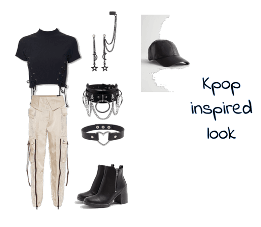 kpop stage outfits