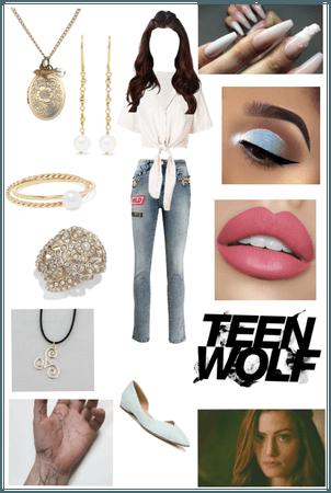 She's not a werewolf