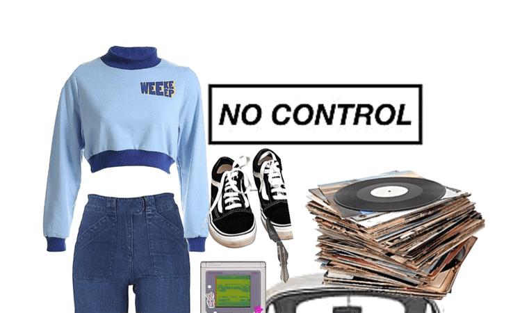 No control -1D