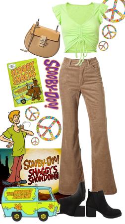 Shaggy | Scooby Doo