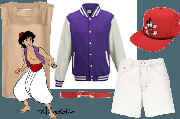 Aladdin Disneybound