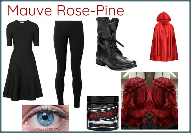 Mauve Rose-Pine