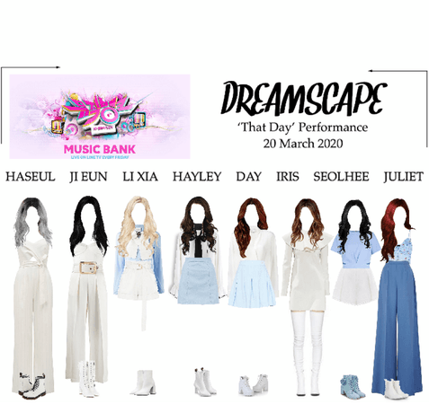 DREAMSCAPE [드림스게이프] Music Bank 200320