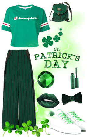 St. Patrik's day outfit