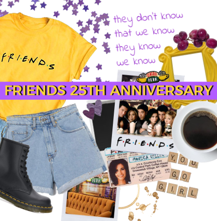 The One With The FRIENDS 25th Anniversary!