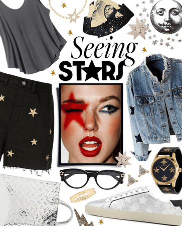 Seeing Stars ✨ NEW CHALLENGE