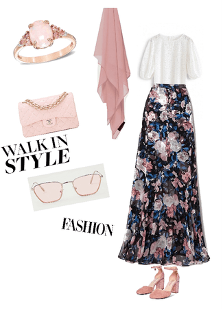 Elegant occasion outfit