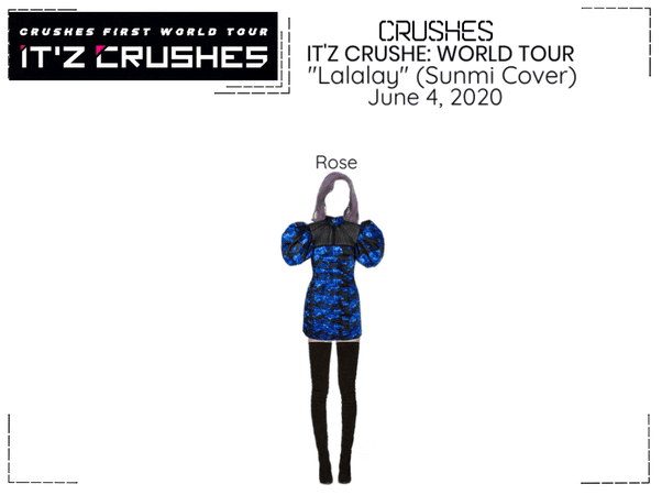 Crushes (호감) [Rose] IT'Z Crushes | Seoul