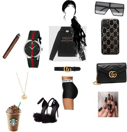 Black Gucci