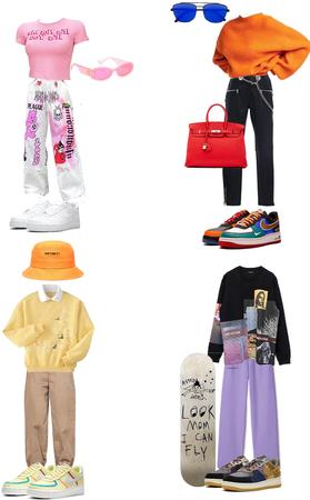 low top fashion