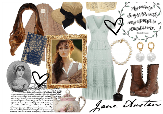 Pride and Prejudice-Lizzy Bennet