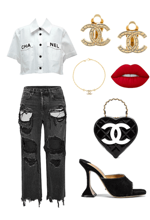 Chanel on a regular day!