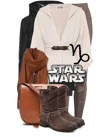 Capricorn/Star Wars inspo