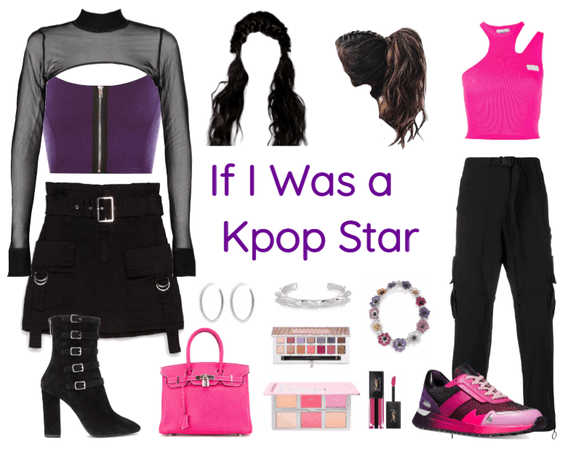 If I was a Kpop Star