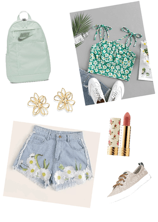 spring inspired fit