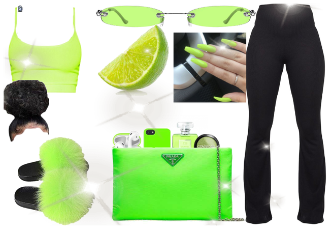 lime green baddie Find The Among Us Character
