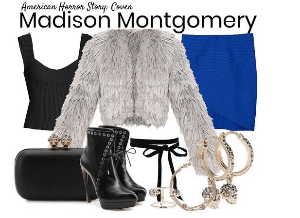 Madison Montgomery- Ahs. Coven