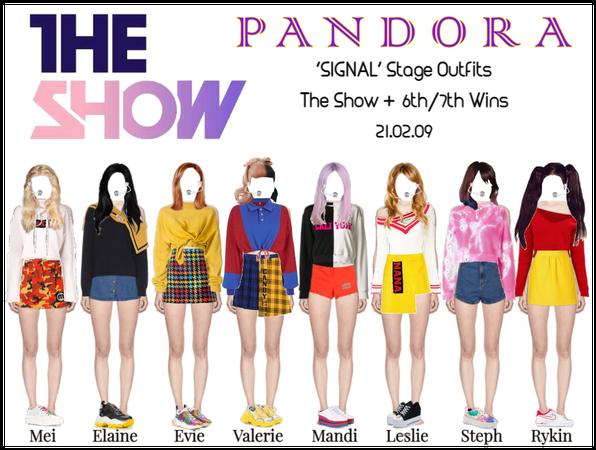 PANDORA [The Show] 'SIGNAL' Performance