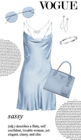 baby blue babe
