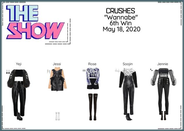 "Crushes (호감) ""Wannabe"" 6th Win"