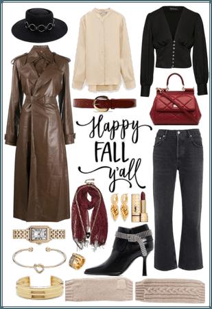 N°18- Fall Layers