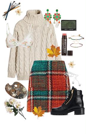autumn cute look