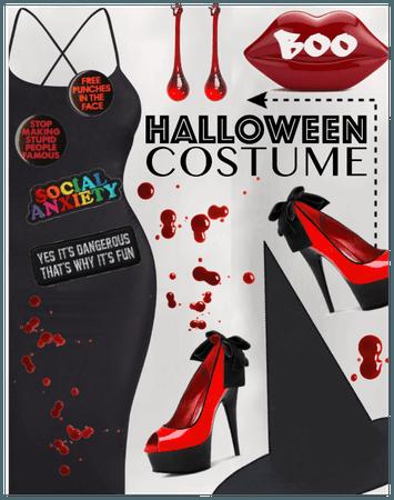 Diy Halloween custome