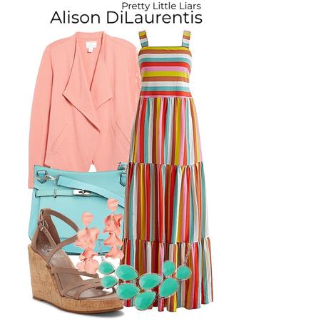 Alison dilaurentis - PLL