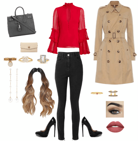 Outfit #1 for Stockholm Syndrome