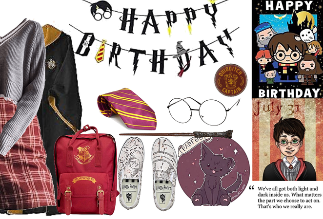 Harry Potter Birthday