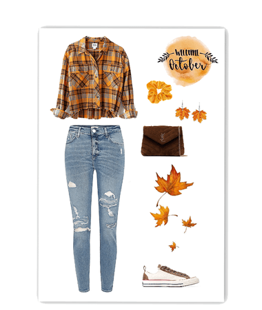 Casual autumn look