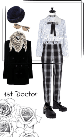 1st Doctor Who