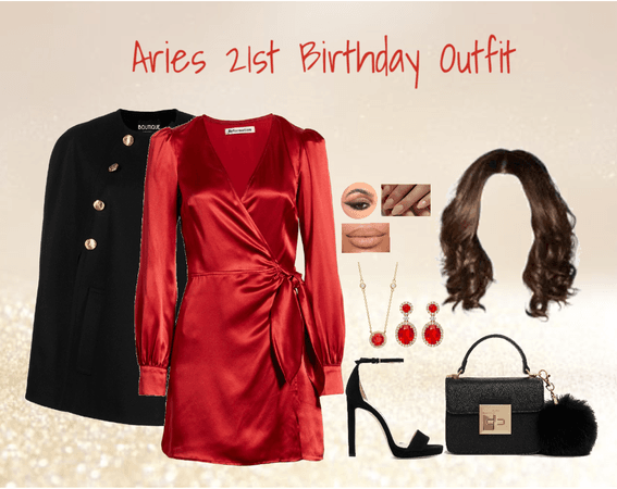 Aries 21st Birthday Outfit