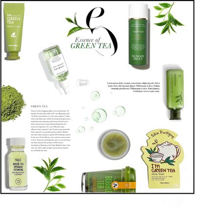 Green Tea Beauty